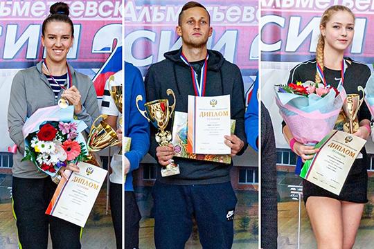 Три медали: домашние стены помогли татарстанским теннисистам