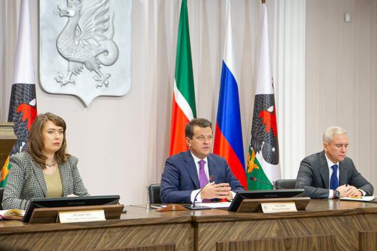 Сегодня на утреннем совещании в исполкоме подвели итоги турпотока в Казань — за минувший год он вырос на 9% до 3,5 млн человек