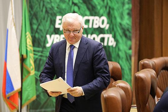 Владимир Плотников: «Думаю, пришло время, чтобы нашими контрольно-надзорными органами всерьез занялась прокуратура»