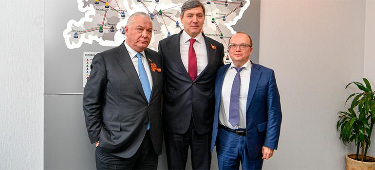 Айрат Нурутдинов запустил перезагрузку в«Таттелекоме»