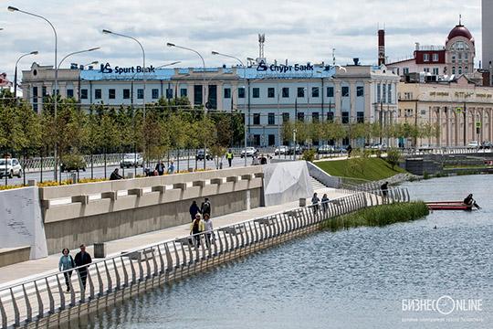 Порасчетам, наподдержание благоустройства набережной (при условии соблюдения всех норм) необходимо 32млн рублей