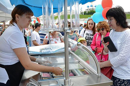 Содержать парки засчет продажи вних мест под соки-мороженое-приятные мелочи неудастся: это просто смешные деньги