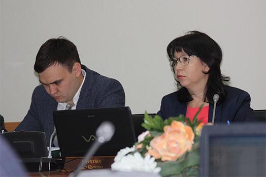 Лилия Борисова: «Все взаимоотношения ресурсоснабжающих организаций иуправляющий компаний вреспублике, восновном, строятся, напоказаниях показаний приборов учета»