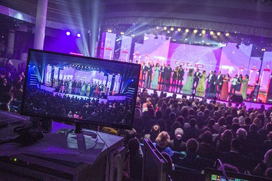 Неожиданным скандалом завершился традиционный московский концерт «Татар жыры», прошедший вминувшее воскресенье вГосударственном кремлевском дворце вМоскве