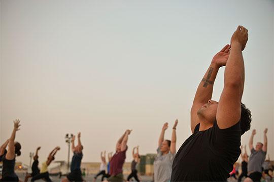 «Тестостерон поднимается движением, спортивными тренировками, чувствами, эмоциями, правильным питанием»