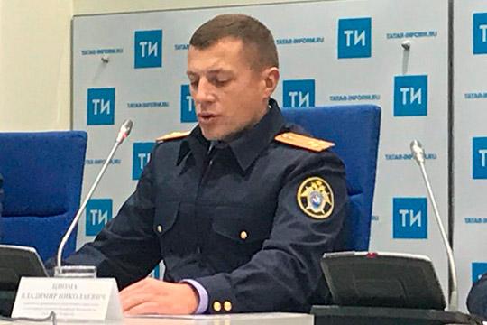 Владимиру Циоменаправах представителя следственного органа принадлежала большая часть громких высказываний