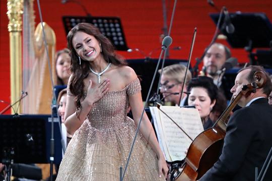 «Знаю, невсе были согласны, что я– татарочка– редко пою вКазани»