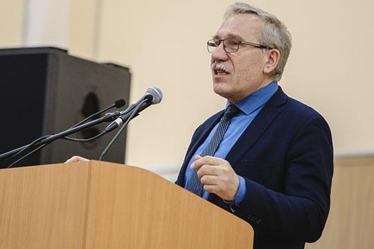 Проректор понаучной иинновационной деятельностиСергей Михайловполучил статус свидетеля