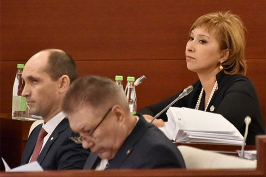 Эльмира Зарипова заявила, что по одиноким людям будет приниматься отдельное постановление кабмина РТ