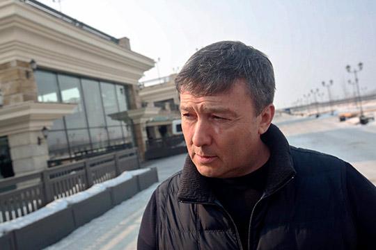 Самых противоречивых оценок вуходящем году заслуживает владелец ПСО «Казань»Равиль Зиганшин
