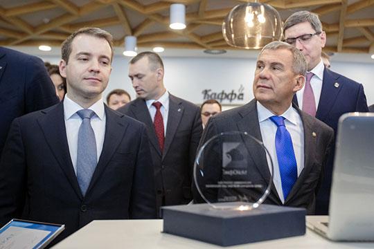 Новое федеральное правительство обошлось без татарстанских кадров. Главная потеря— бесславно «съеденный»Николай Никифоров (слева)