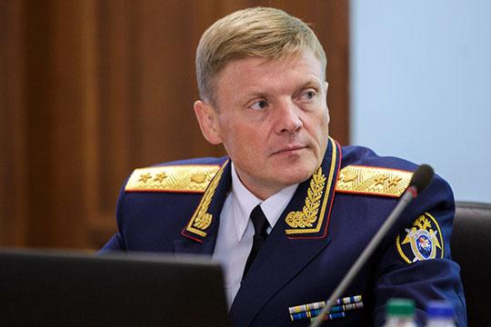 Руководитель следственного комитета поРТПавел Николаев накануне заявил подчиненным отом, что подает вотставку
