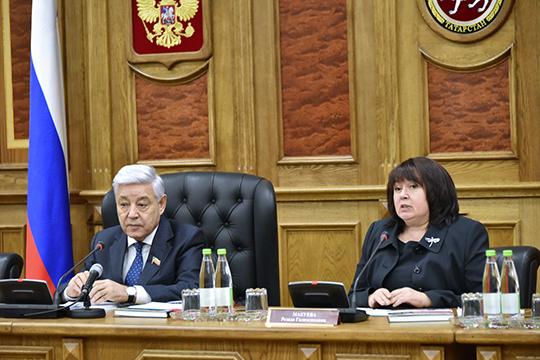 Фарид Мухаметшинподвел итоги уходящего 2018 года