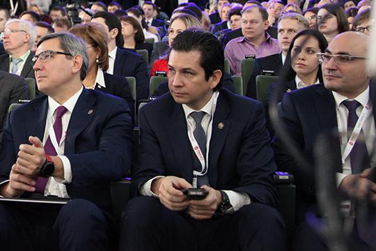 Фарид Абдулганиев: «Наполях форума обсуждали иговорили, что задача нетолько привлечь федеральные средства, нообеспечить такие условия, чтобы они гармонично работали»