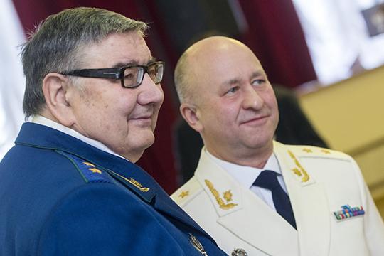 Кафиль Амиров: «Легко ли быть прокурором в современном мире?»