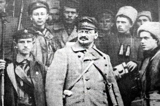 Булат Султанбеков: «Споры оТроцком перманентны, как иего мировая революция»