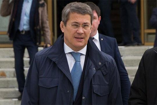Радий Хабиров: «МысТатарстаном шли морда вморду, но…»