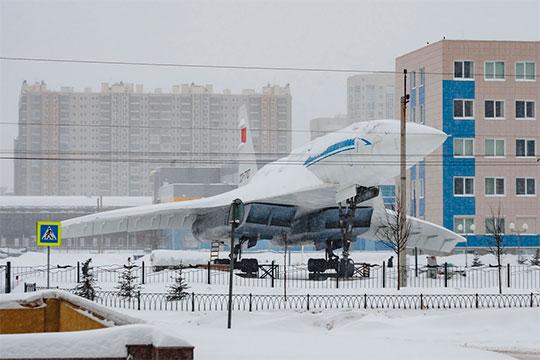 Ректор КНИТУ-КАИготовится рассказать овыигравшем президентский грант проекте посозданию музейного комплекса легенды советского авиапрома— сверхзвукового пассажирского лайнера Ту-144