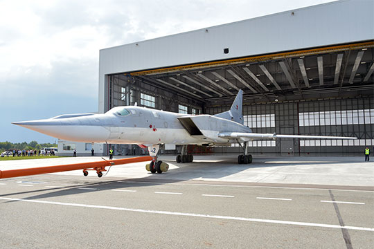 Недавно виностранную прессу просочились секретные документы отом, как сенат США озабочен начинающейся вКазани модернизацией бомбардировщиков-ракетоносцев Ту-22М3