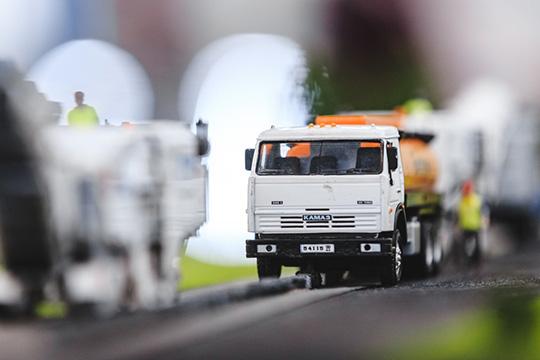 Регистрации челнинских грузовиков сократились на2,6% до25,7тыс. авто