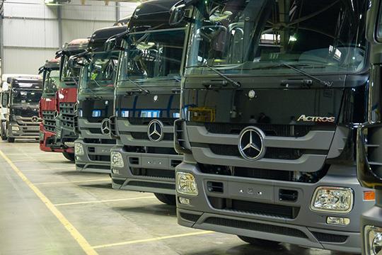 Вкоманду «потеряшек» затесался истратегический партнер челнинцев Mercedes