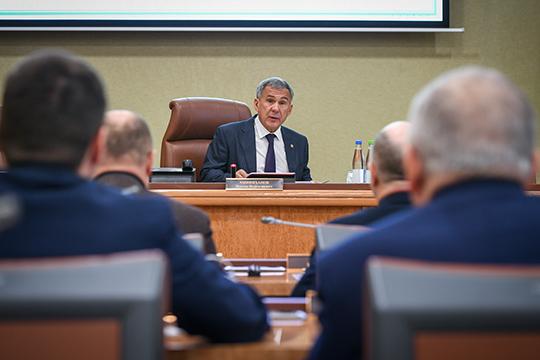 Вконце минувшей недели прошло заседаниемежведомственной комиссии повопросам градостроительной деятельности висторических поселенияхпод председательством президента РТРустама Минниханова