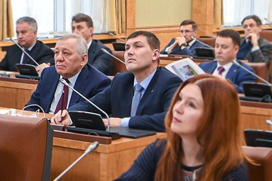 Присутствовавший на совещании Альберт Шигабутдинов(слева)сообщил оготовности финансировать благоустройство территории