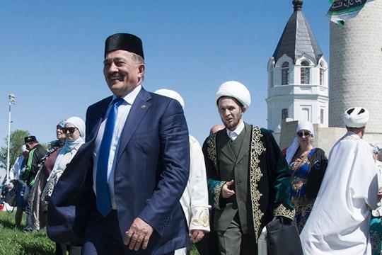 «Приступаю ясразу, незамедлительно!»: Соборную мечеть будет строить Камиль Исхаков
