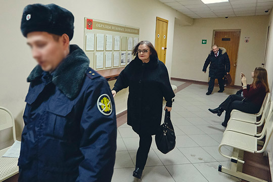 «Скажу, что думаю,– привлекут заэкстремизм»: Даутова считает, что ей«недали» спасти банк