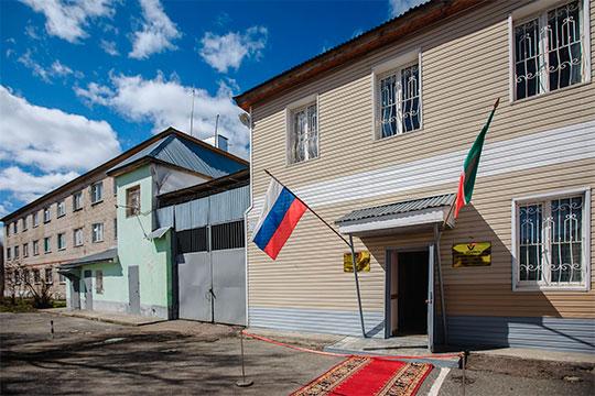 Первый и единственный исправительный центр, расположенный в Татарстане, с помпой открывали всего лишь в мае прошлого года
