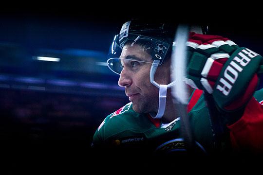 Данис Зарипов после завершения сезона заявил, что у него есть несколько вариантов продолжения карьеры