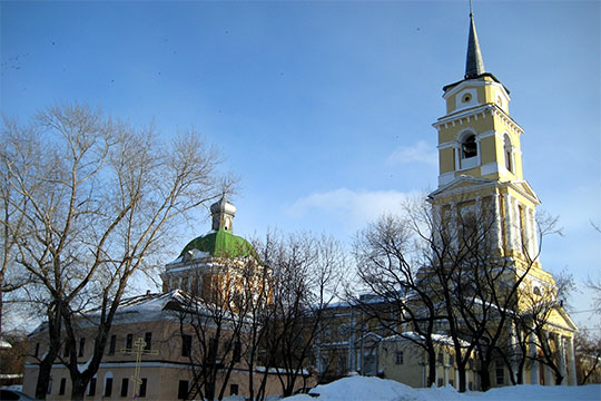 «Пермь — это вообще уникальное место. Там центральный собор (храм) — это музей ИЗО. Скажем, если бы в мечети Кул Шариф располагался ГМИИ РТ, представляете?»