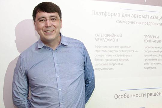 Руслан Самигуллин:«Представители поставщиков, работающие нарынке b2b, говорят, что доля ихпоставок скоррупционной составляющей колеблется от40 до90%. Откат стал неотъемлемым инструментом бизнеса»