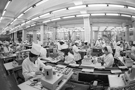 На Казанском производственном объединении «Теплоконтроль»