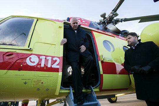 «Ростех»купит вКазани 10 «Ансатов», чтобыподвигнуть российских боссов если непокупать, тохотябы летать наотечественном