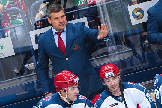 Основной кандидат напост главного тренера команды —Дмитрий Квартальнов