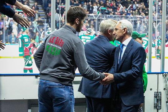 «АкБарса»покидает главный тренер— Зинэтула Билялетдинов сам попросился отдохнуть, имесяц уговоров неизменил его решения
