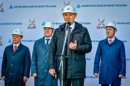 Руслан Шигабутдинов одивидендах НКНХ: «Сумма кажется огромной, но…»