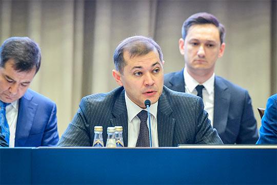 Руслан Шигабутдинов: «Чем лучше мыработаем, тем больше шансов направить дополнительную прибыль надивиденды»