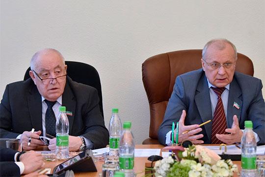 Шакир Ягудин (справа): «Отношение к власти расстоянием не измеряется»
