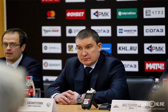 Как и Квартальнов, Анвар Гатиятуллин два года назад рассматривался в качестве сменщика Билялетдинова в «Ак Барсе»