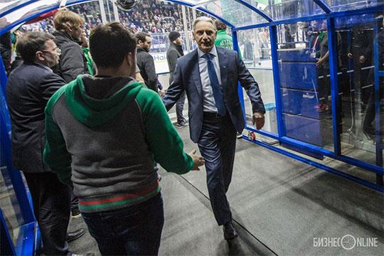 Зинэтула Билялетдинов покинул «Ак Барс» и не оставил после себя приемника