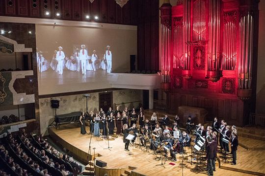 «У нас есть потрясающий ГБКЗ. Таких акустических залов, подходящих для хоров, в стране раз-два и обчелся»