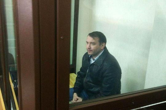 Начальника отдела полиции «Горки»Рафаэля Габбазова поместили под домашний арест