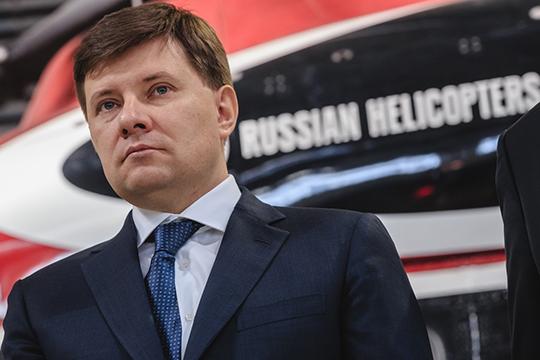 Андрей Богинский заявил, что Кумертаусское авиационное производственное предприятие передает финальную сборку своих вертолетов КВЗ и становится предприятием-комплектатором