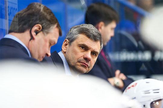 «Ак Барс» определился с новым главным тренером. Команду в новом сезоне возглавит, как и предполагалось, Дмитрий Квартальнов
