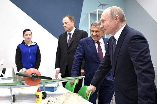 Судя по всему, не до праздников будет в первой половине мая татарстанским чиновникам, поскольку в Казани вновь ждут президента России Владимира Путина. Предположительно, он приедет 13 мая