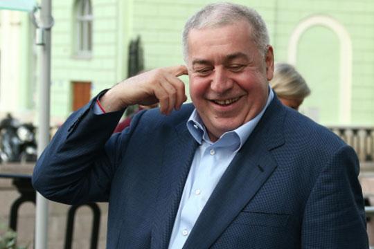 Как утверждает Незыгарь, олигарху Михаилу Гуцериеву «предложено переместиться в Лондон».