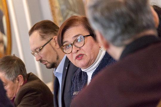 Говоря осохранении объектов всемирного наследия, Фарида Забирова предложила заложить вфедеральное законодательство необходимость проведения экспертизы, которая оценивалабы воздействие наВУЦ