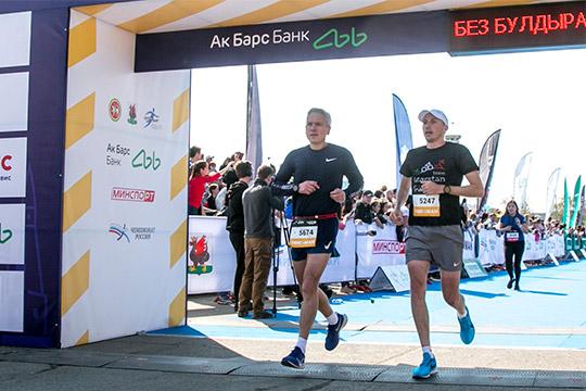 Центральным событием праздничных выходных стал Казанский марафон